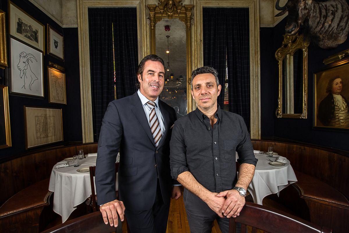 Sean Largotta and John DeLucie