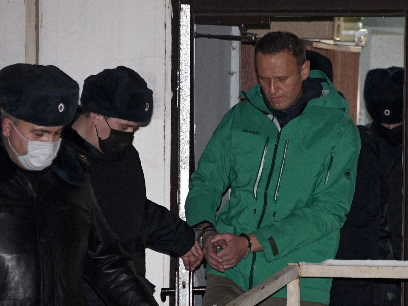 US to sanction Russian officials over the attempted murder of Alexei Navalny