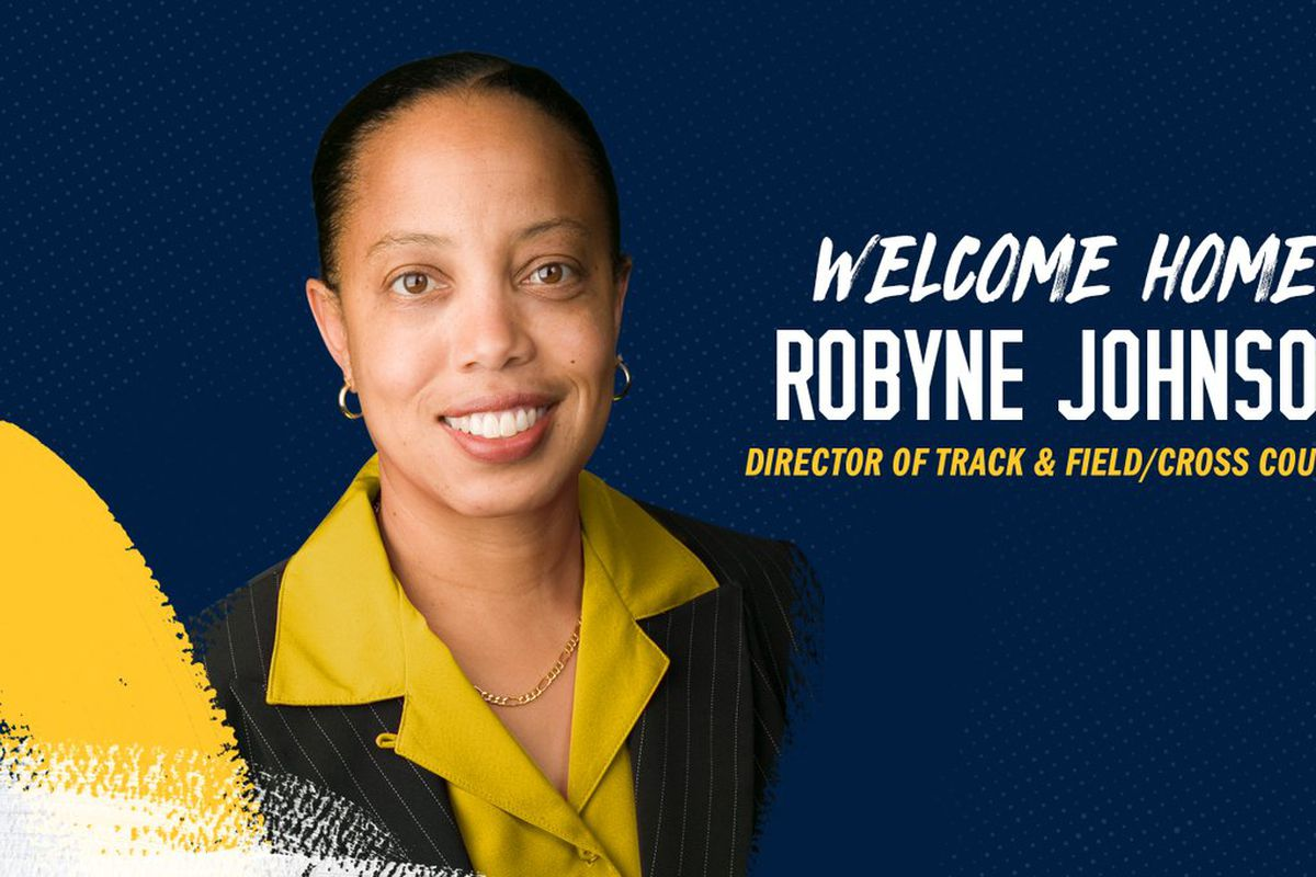 Cal names Robyne Johnson the Director of Track & Field and Cross Country