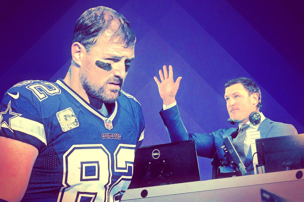 info for 35417 bb352 Why Jason Witten Is Leaving the 'Monday Night Football ...