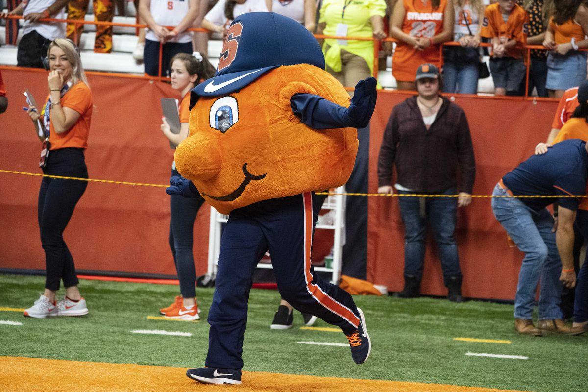 COLLEGE FOOTBALL: SEP 14 Clemson at Syracuse