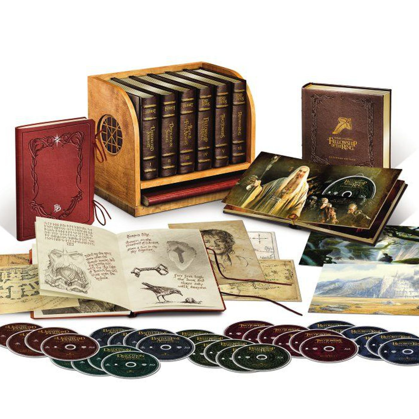 Who Is This 800 Lord Of The Rings And The Hobbit Boxset Meant For The Verge