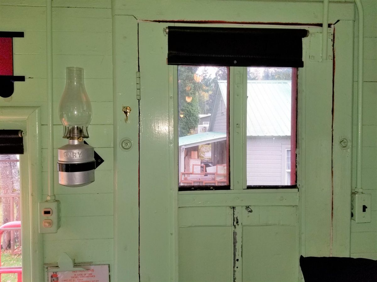 Spirit of Skykomish is a 1942 residential caboose - Curbed