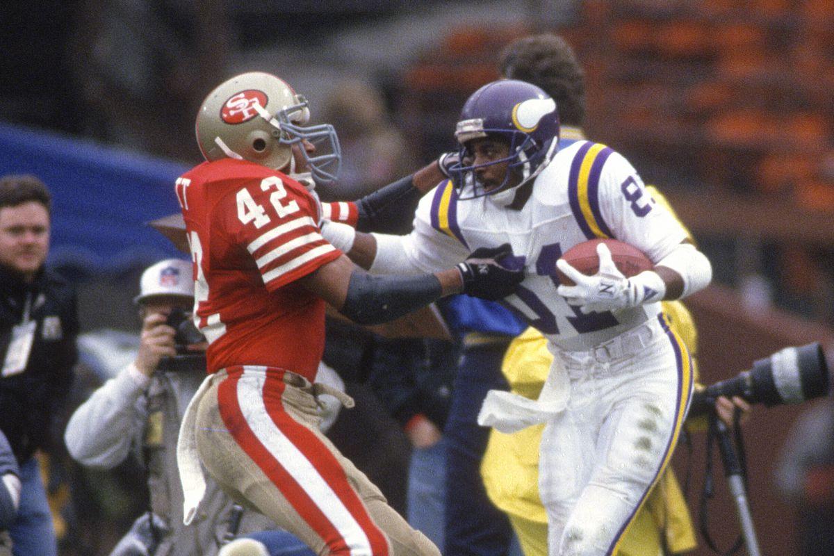 NFC Divisional Playoffs - Minnesota Vikings v San Francisco 49ers