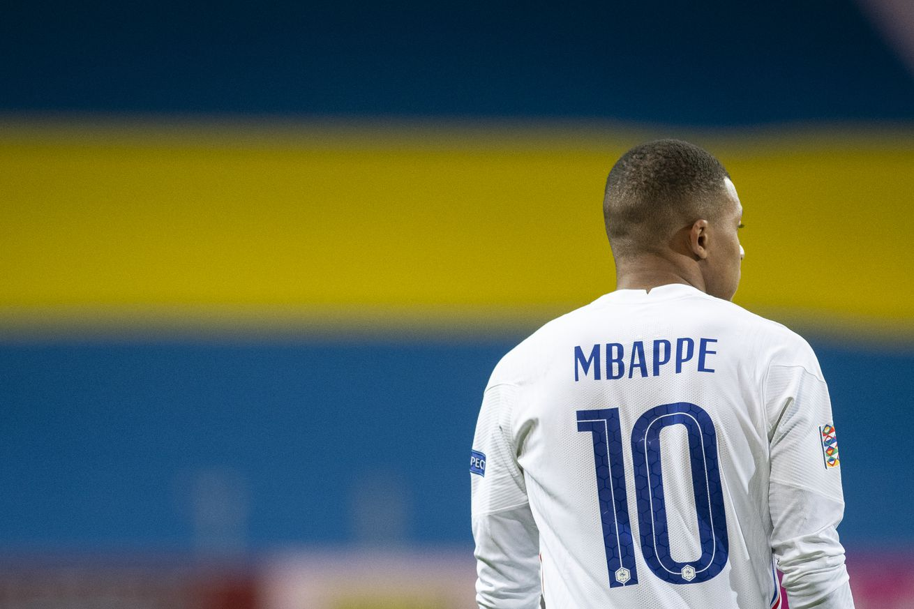 Kylian Mbappe Only Wants to Move to Real Madrid