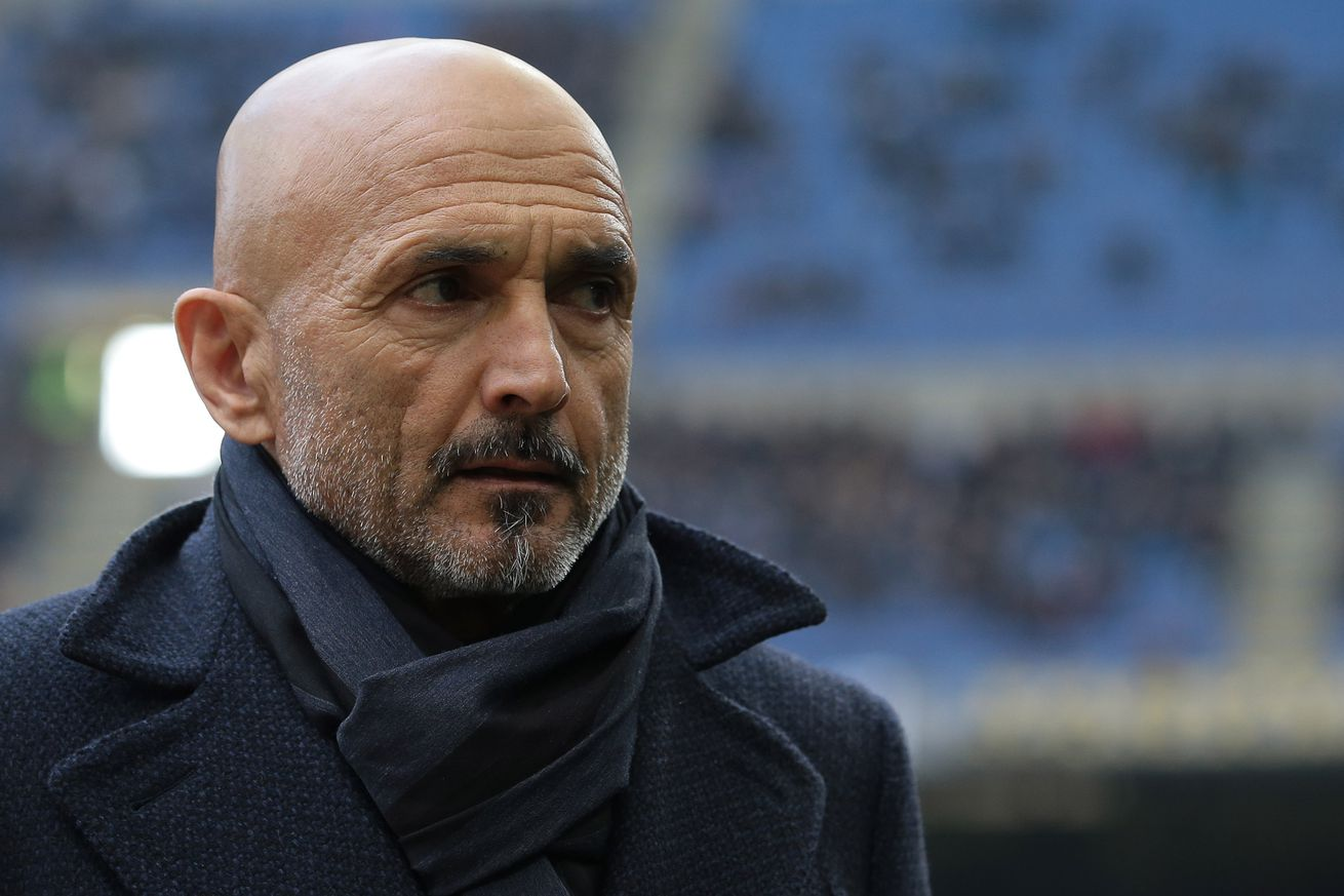 Spalletti: ?My first seven months at Inter have been 9/10 followed by 4/10?