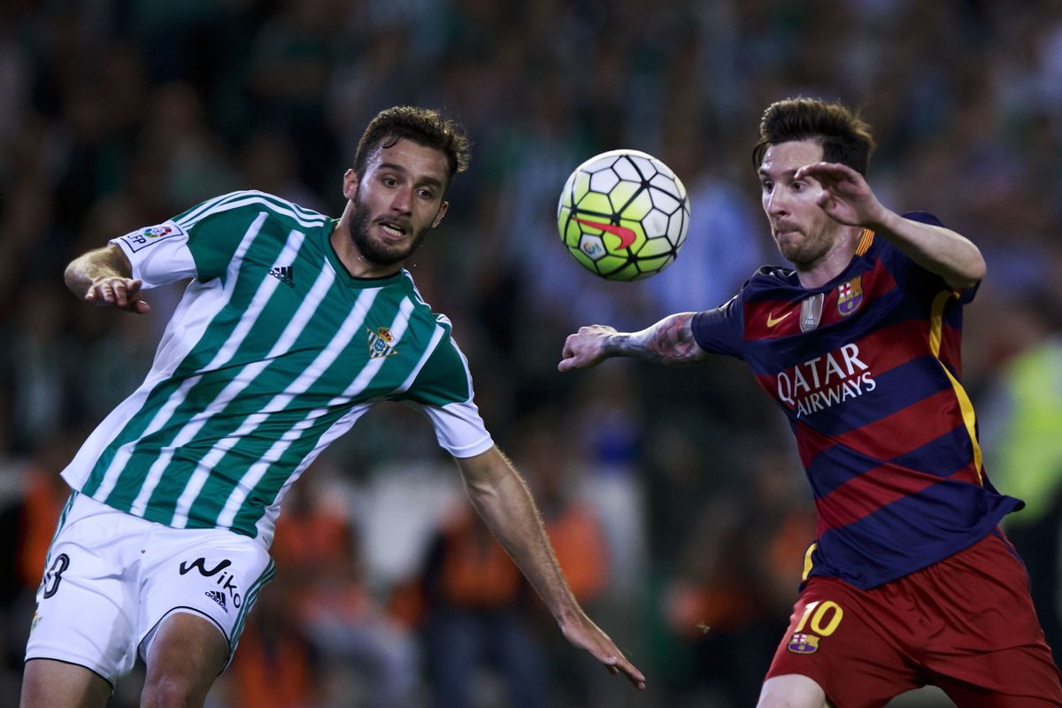Real Betis Balompie v FC Barcelona - La Liga
