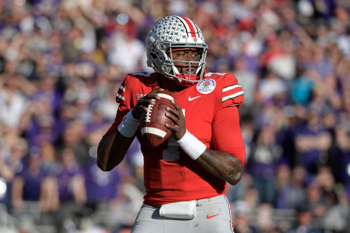 Discount Why the Redskins drafted QB Dwayne Haskins Hogs Haven  hot sale