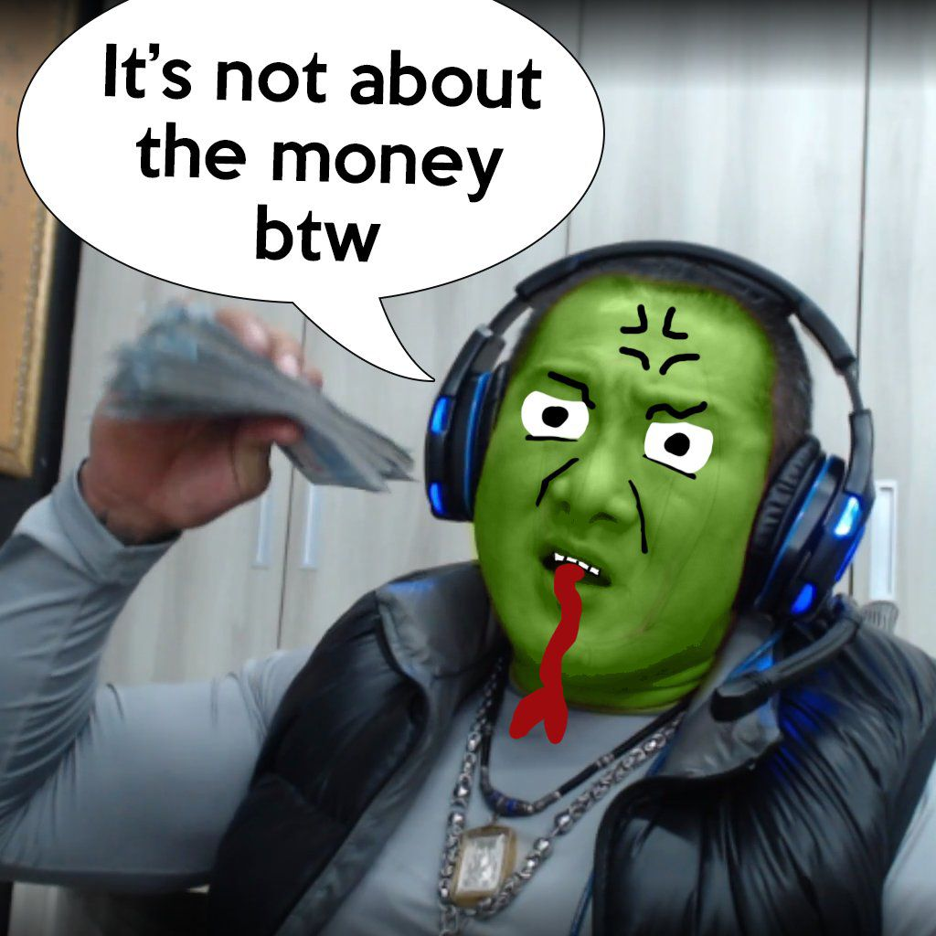 CK Twitch meme