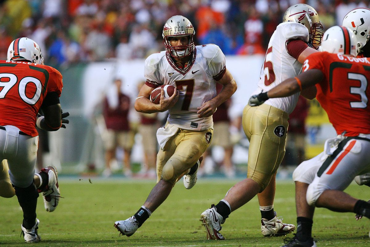 The top 100 FSU football players: No. 71—quarterback Christian Ponder
