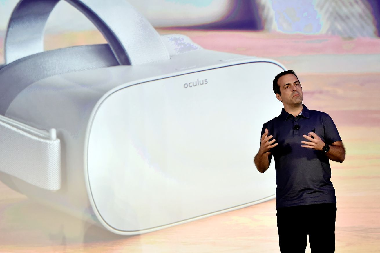 facebook s oculus boss thinks standalone headsets are the key to getting a billion people into vr