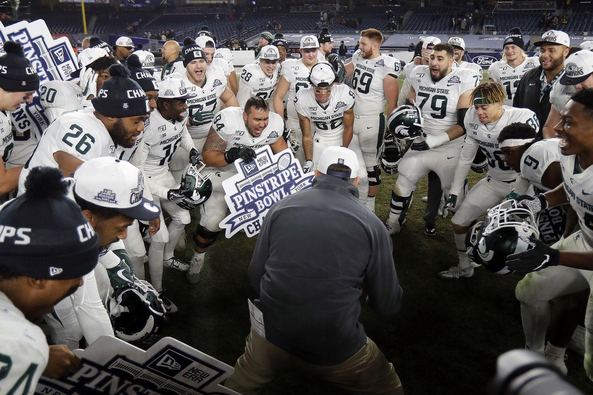 New Era Pinstripe Bowl - Michigan State v Wake Forest