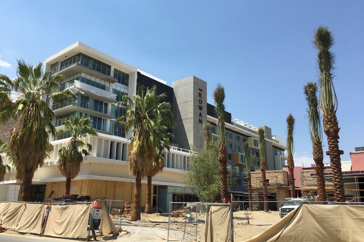 The New Kimpton Rowan In Palm Springs Lizbeth Scordo