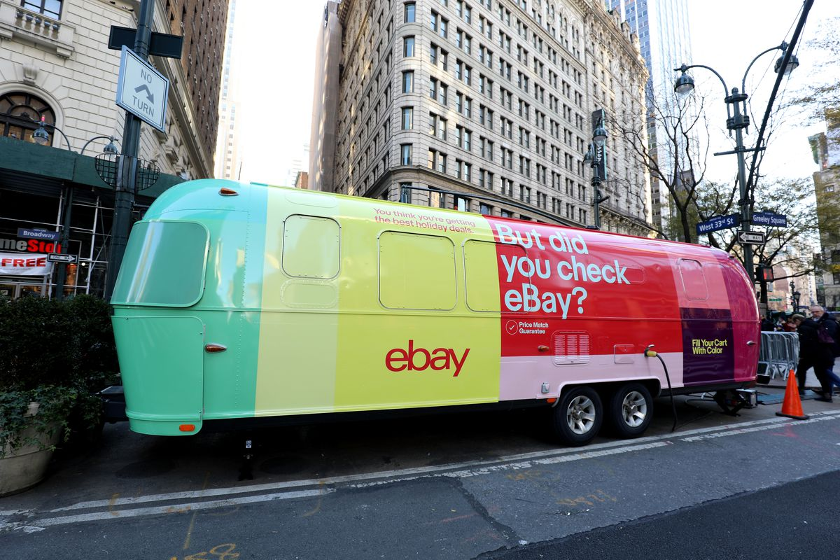 ebay head office. The \u0027Did You Check EBay?\u0027 Holiday Airstream Cindy Ord/Getty Images For EBay Ebay Head Office A