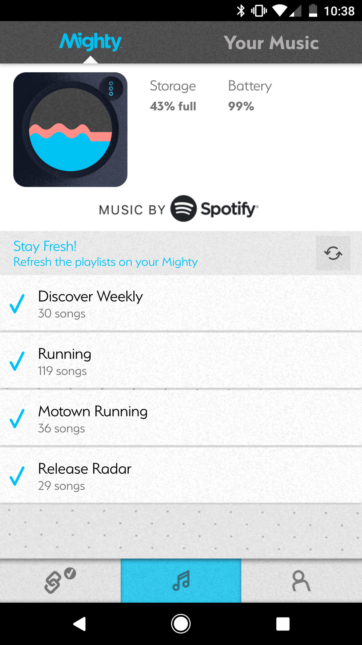 The Mighty — an iPod shuffle for Spotify — finally arrives