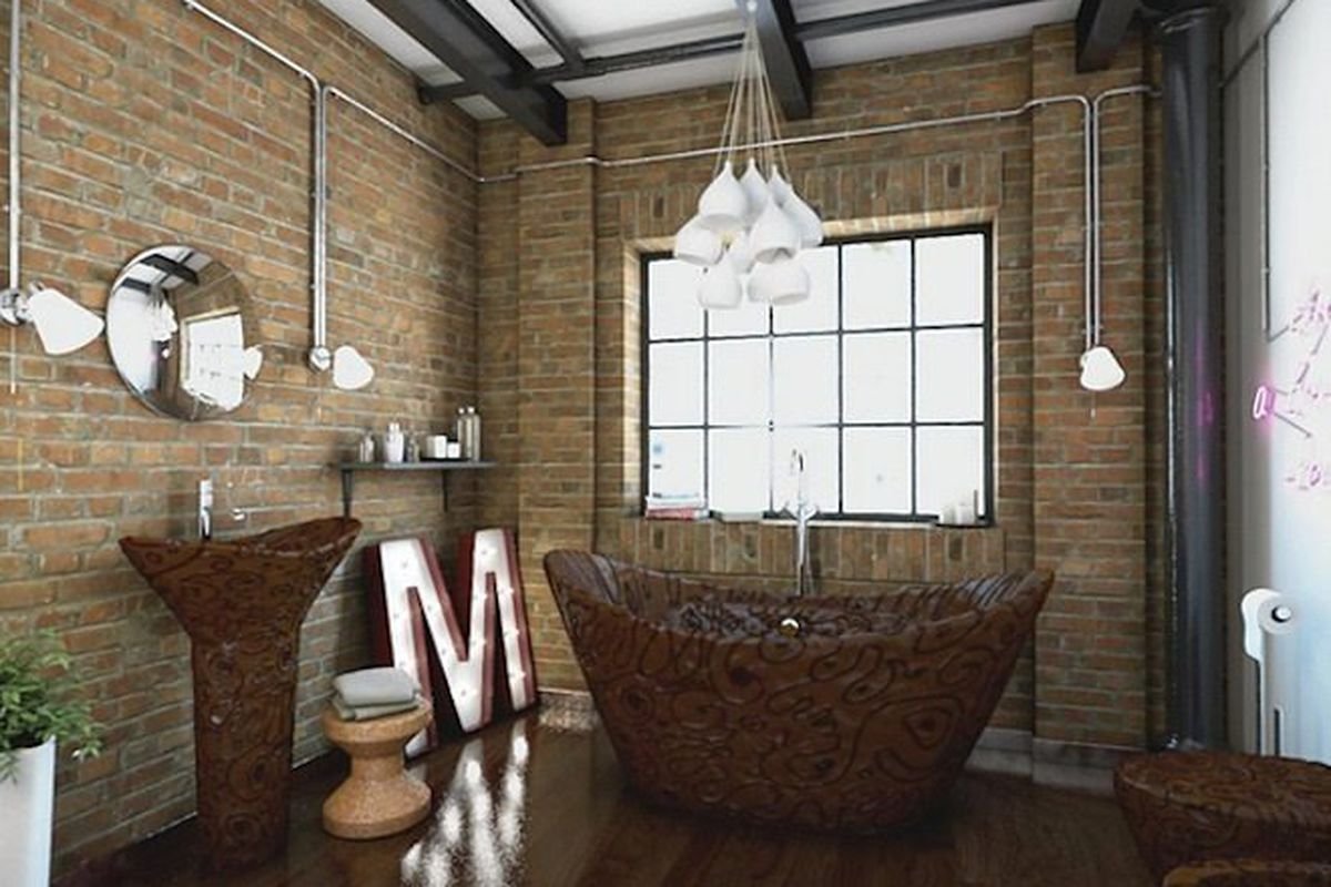 An All Chocolate Bathroom Will Cost You 133 000 Eater