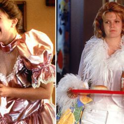 <b>Never Been Kissed</b>: Actually, there are three transformations in this movie. In <em>Never Been Kissed</em> Drew Barrymore went from Josie Grossie to Josie the Reporter to Josie the Very-Obviously Overaged Highschooler. We've put the two most painful
