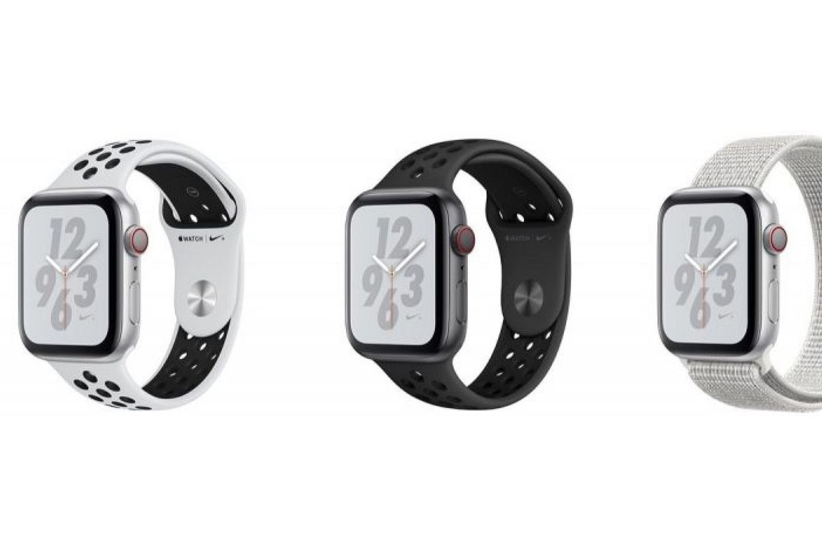 New Apple Watch Nike+ Series 4 has launched with limited ...