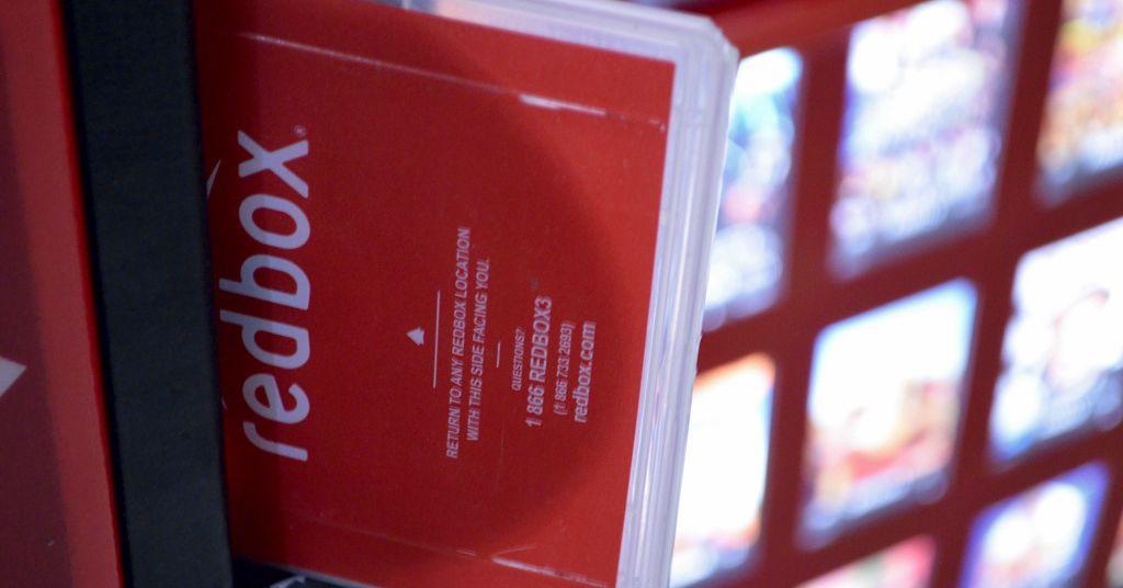 Redbox announces plan to go public via SPAC