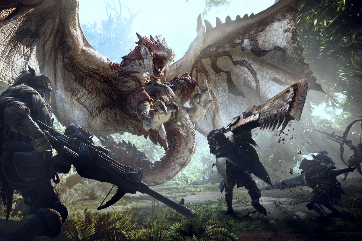 Inside Our Review Of Monster Hunter World Polygon