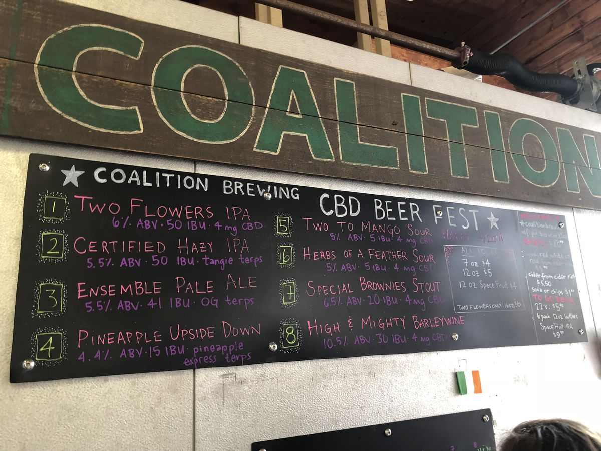 The Short History and Uncertain Future of CBD Beer