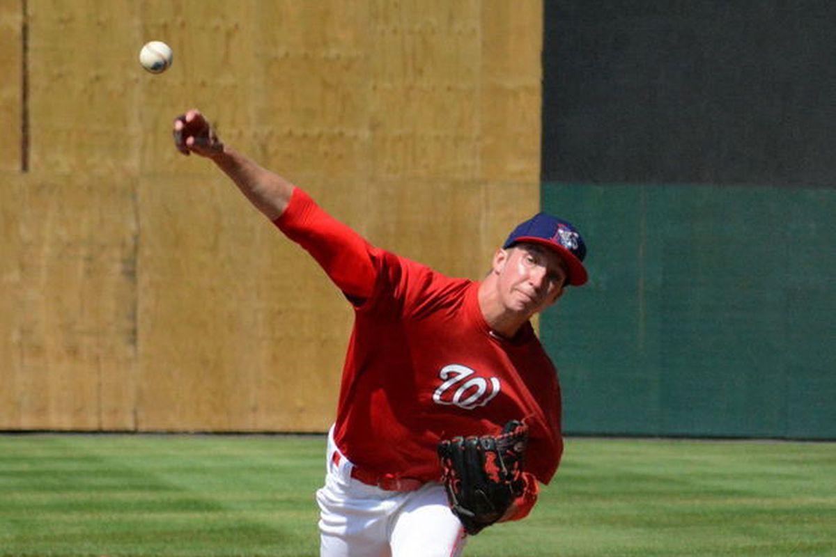 Fedde delivers for the Auburn Doubledays