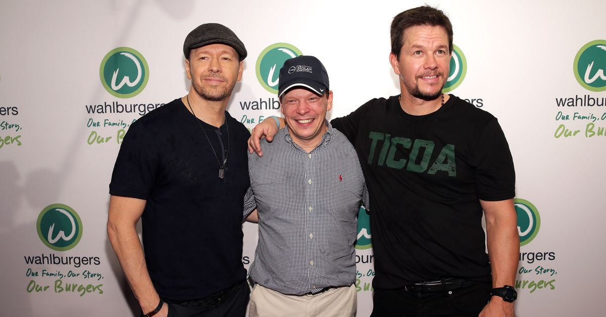 The Brothers Wahlberg Are Opening a Wahlburgers in Downtown Atlanta