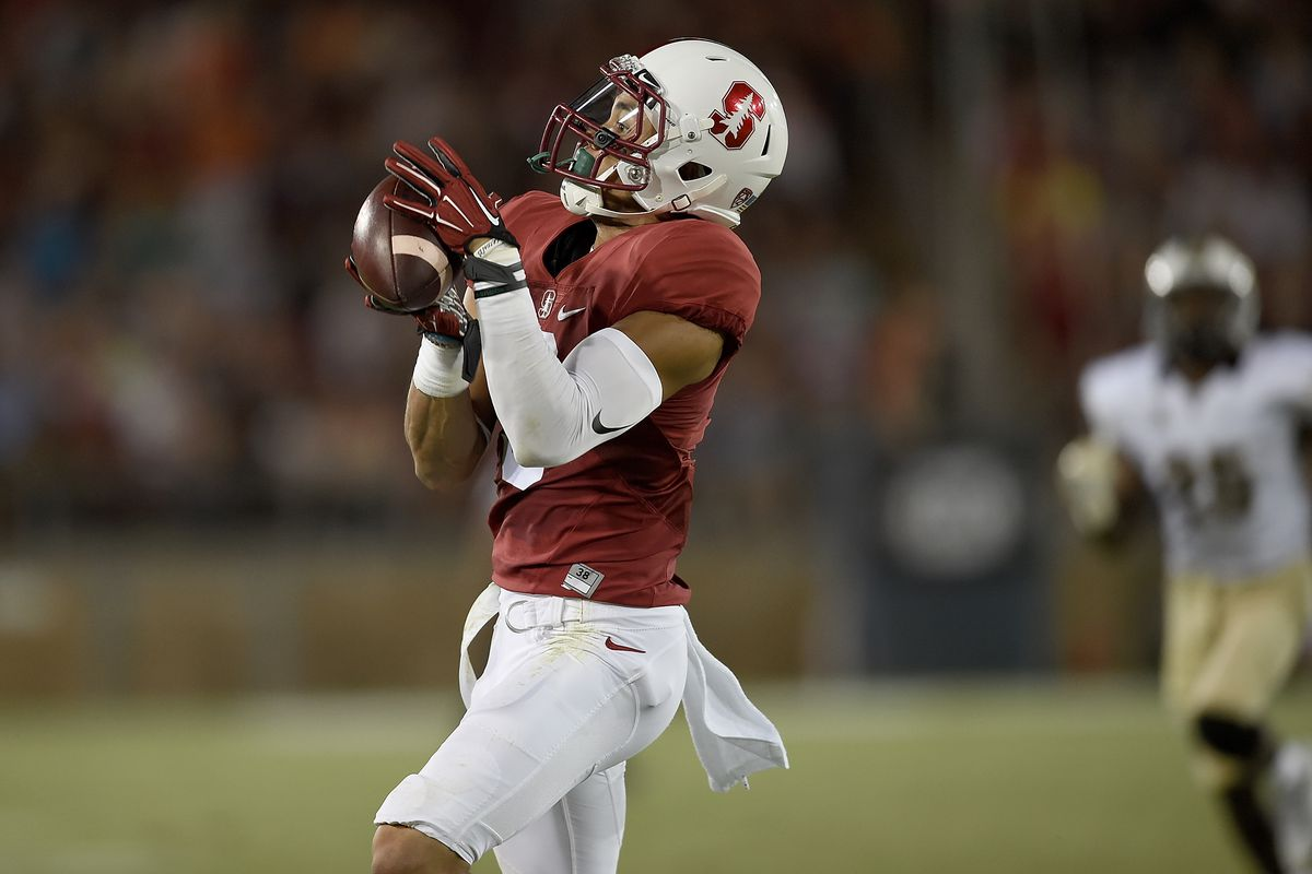 Stanford Football 2015 Cardinal Looks Sharp In Home Opener Over Ucf