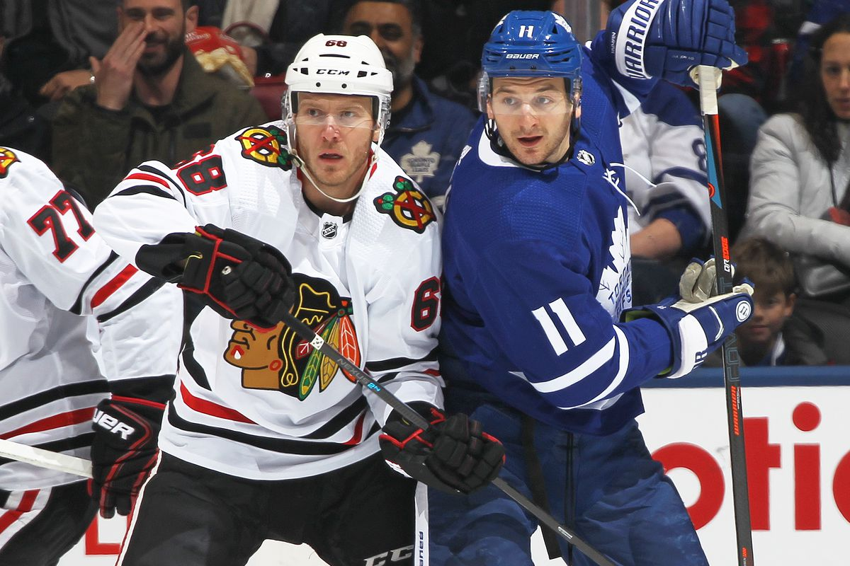 Chicago Blackhawks' Slater Koekkoek has found his rhythm on the right side