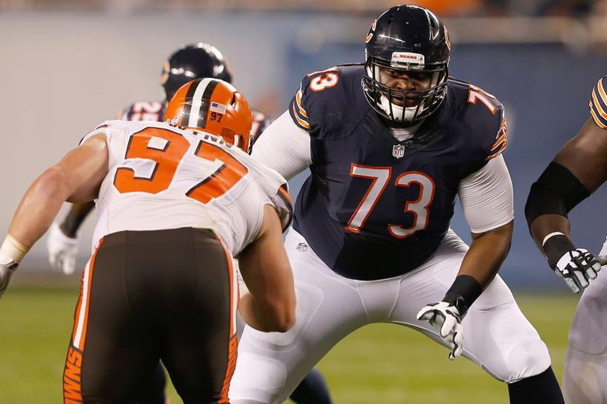 Image result for tayo fabuluje chicago bears