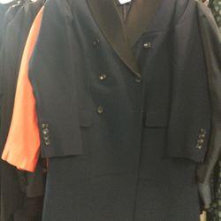 Women's Alberto Biani jacket, size 42, $320