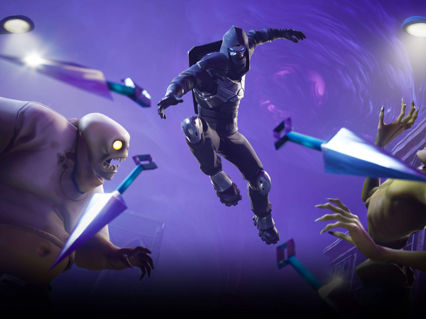 How Long Does Fortnite Take Fortnite S Save The World Finally Leaves Early Access No Plans To Go Free To Play Polygon