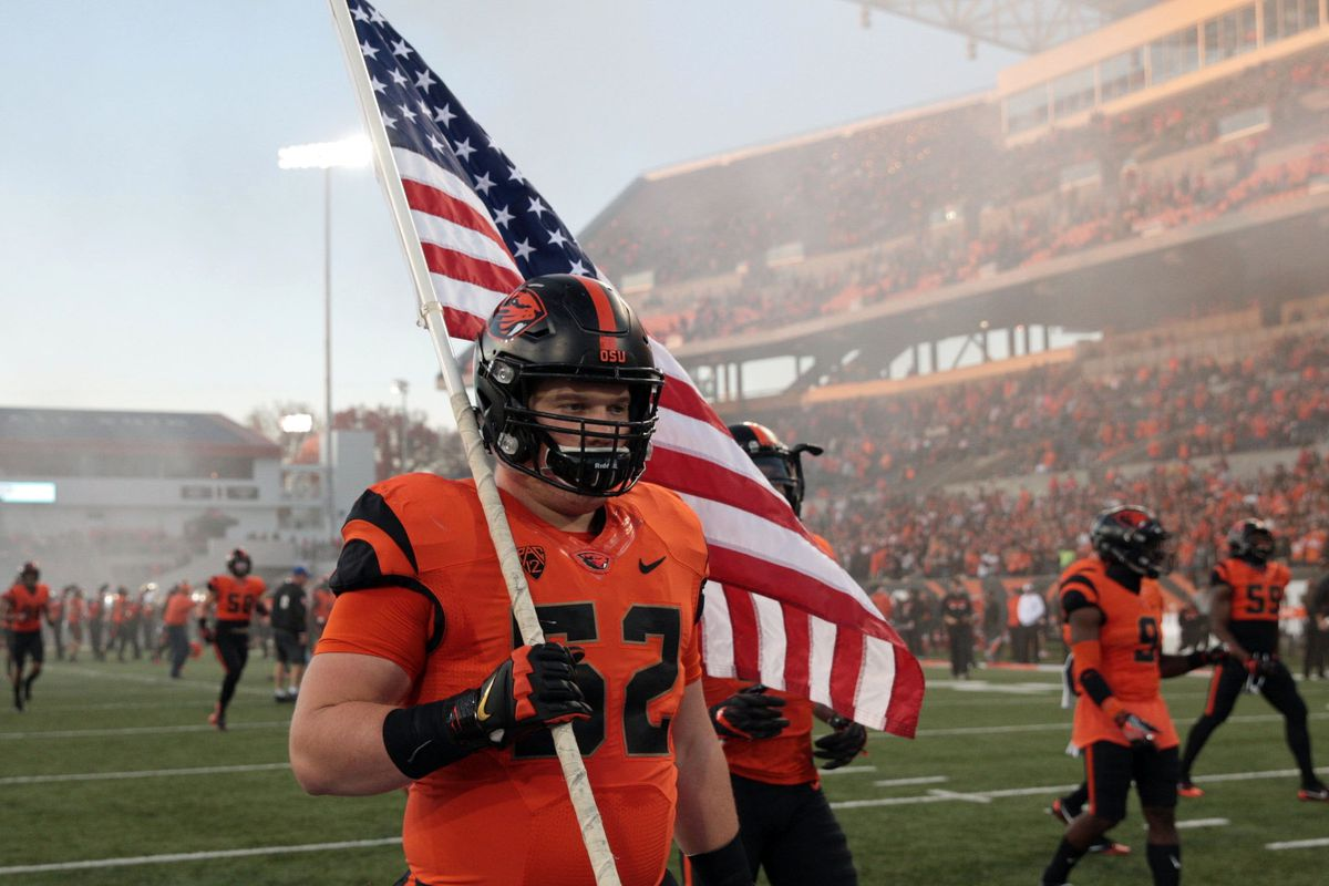 NCAA Football: Stanford at Oregon State