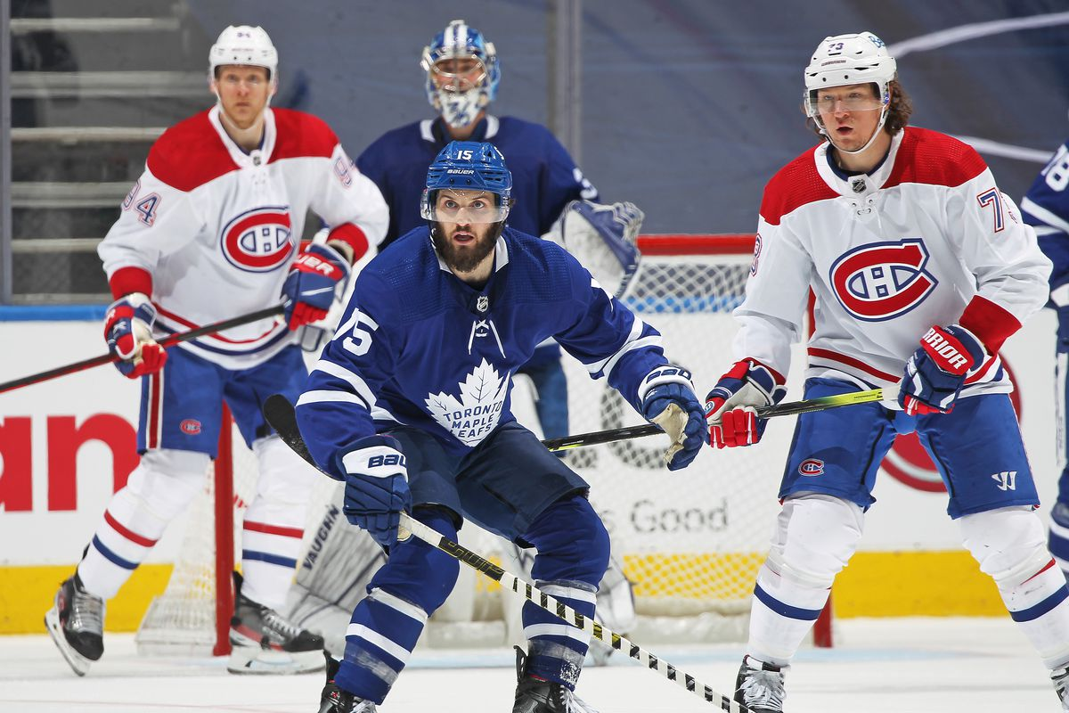 Montreal Canadiens v Toronto Maple Leafs - Game Seven