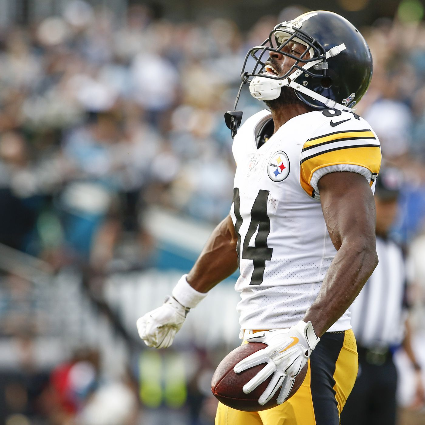 5f78cbd68 Steelers News: What will the Steelers' offense resemble without Antonio  Brown?