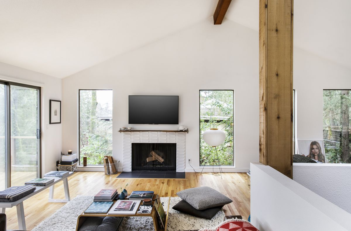 In Portland, a midcentury ranch shines anew after debonair revamp ...