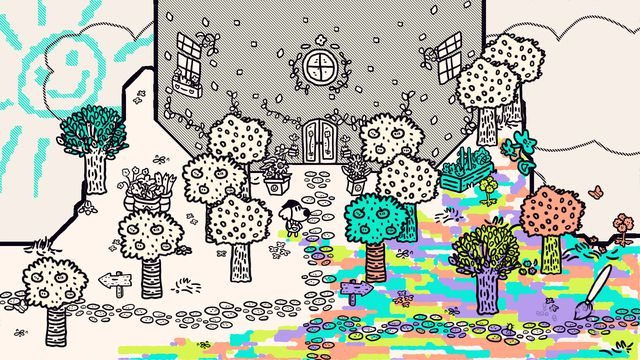 A coloring book come to life, Chicory: A Colorful Tale is a must-play