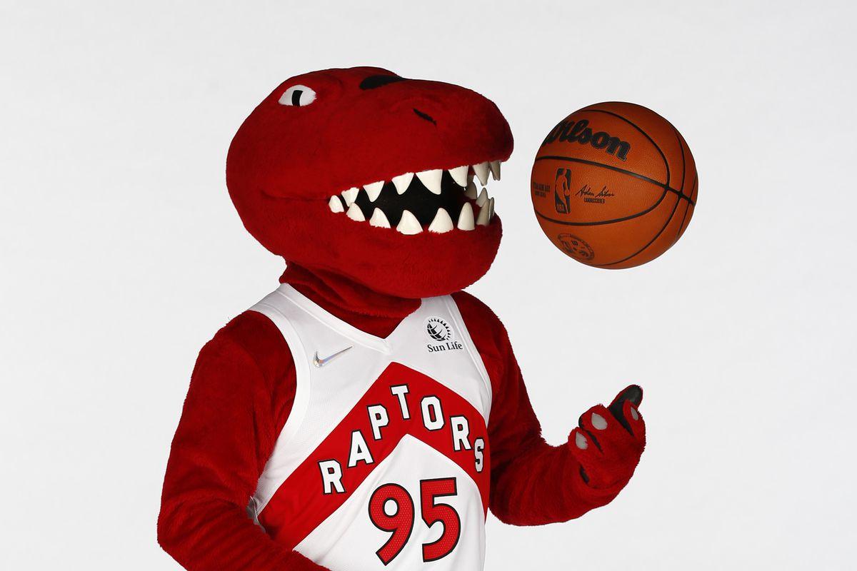 2021-2022 Toronto Raptors Media Day