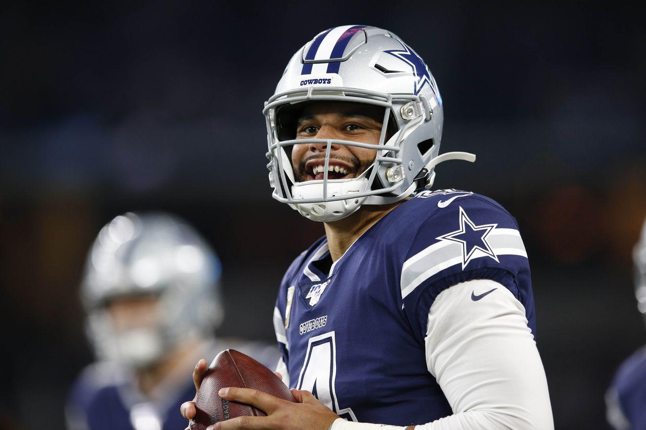NFL: Minnesota Vikings at Dallas Cowboys