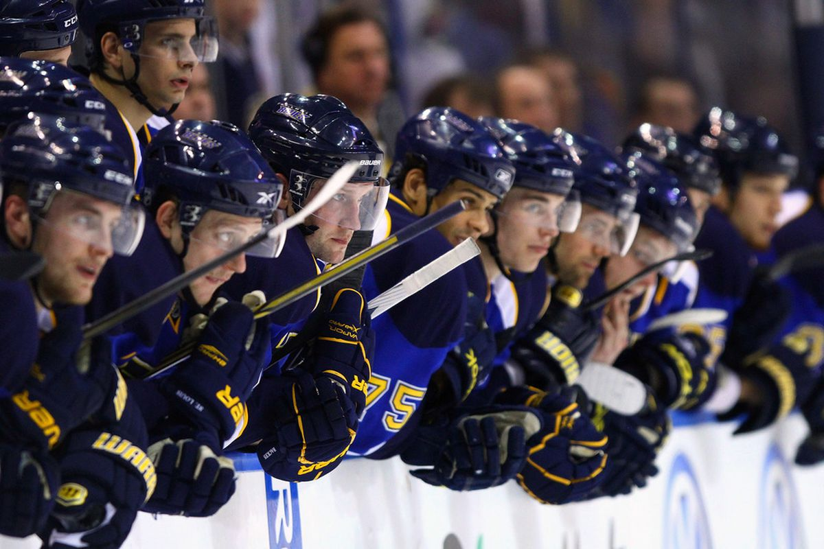 The Blues sure looked ready, but how did they do? (Photo by Dilip Vishwanat/Getty Images)