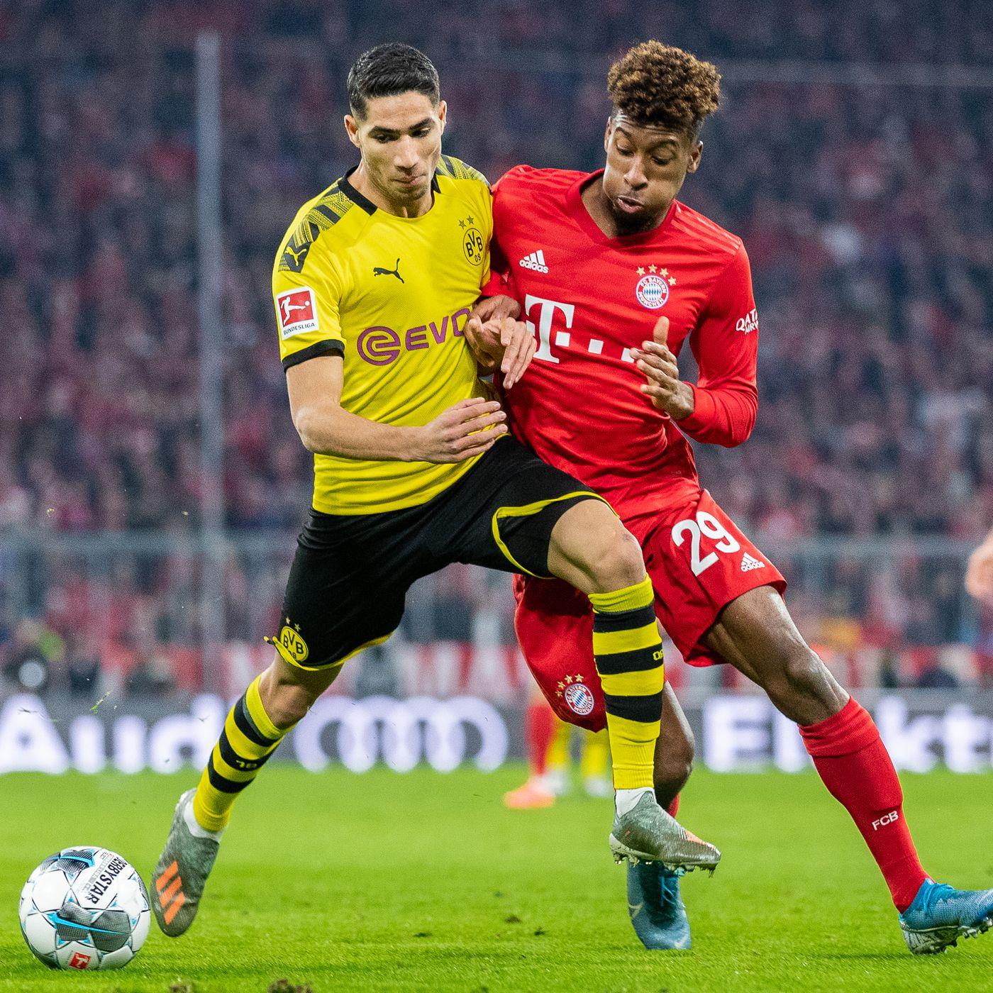 Bayern Munich has looked in to potentially signing Achraf Hakimi ...