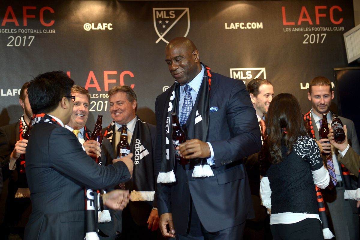 Magic: Also the tallest owner for LAFC (and MLS)?