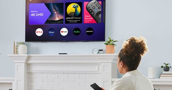 Comcast and UK subsidiary Sky are reportedly launching smart TVs