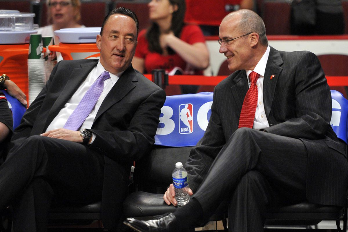 never thought I'd say this, but we need more Gar Forman pictures...