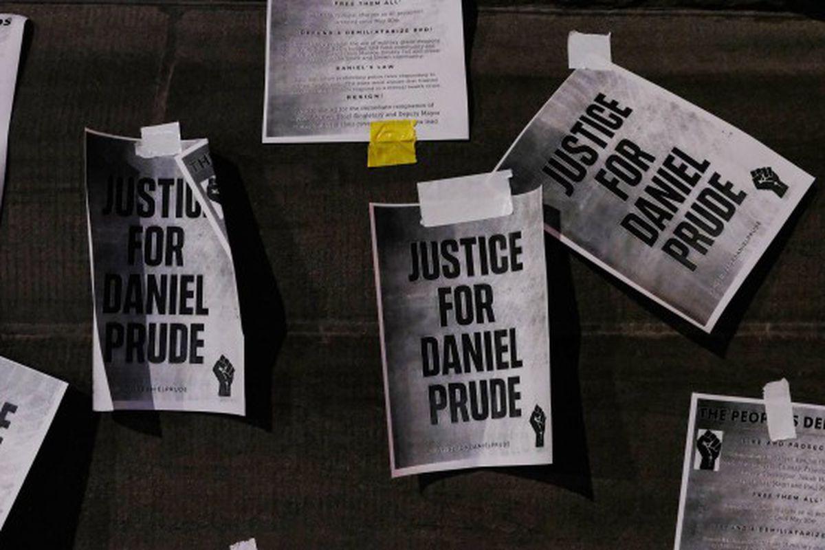 Justice for Daniel Prude