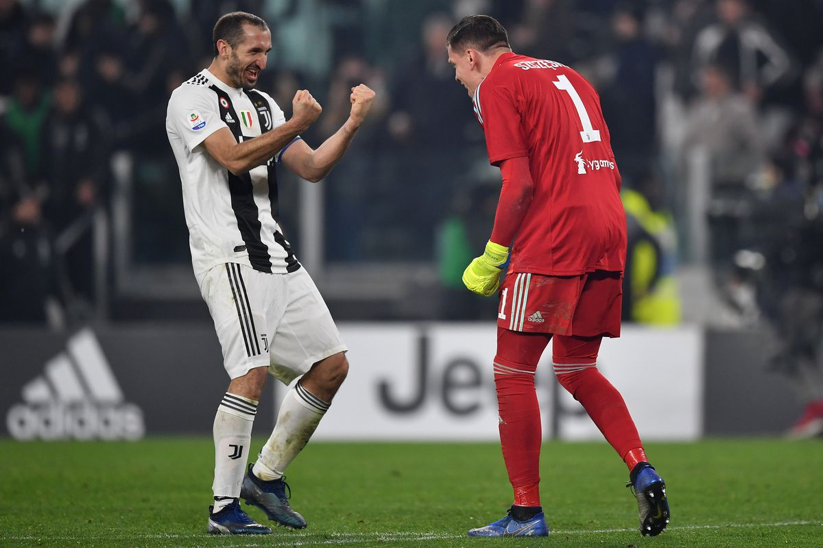 2cb62291b Giorgio Chiellini is playing out of his damn mind this season ...