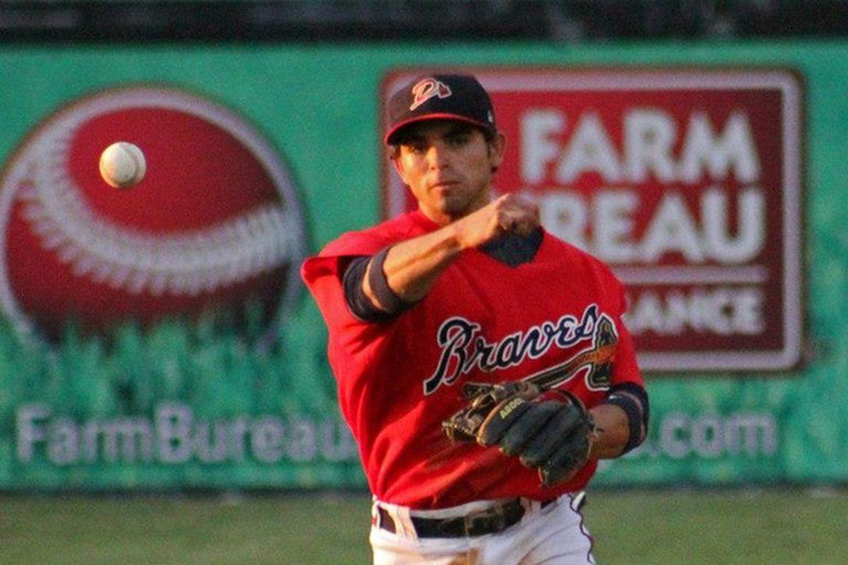 Jose Peraza swiped his 50th base last night.