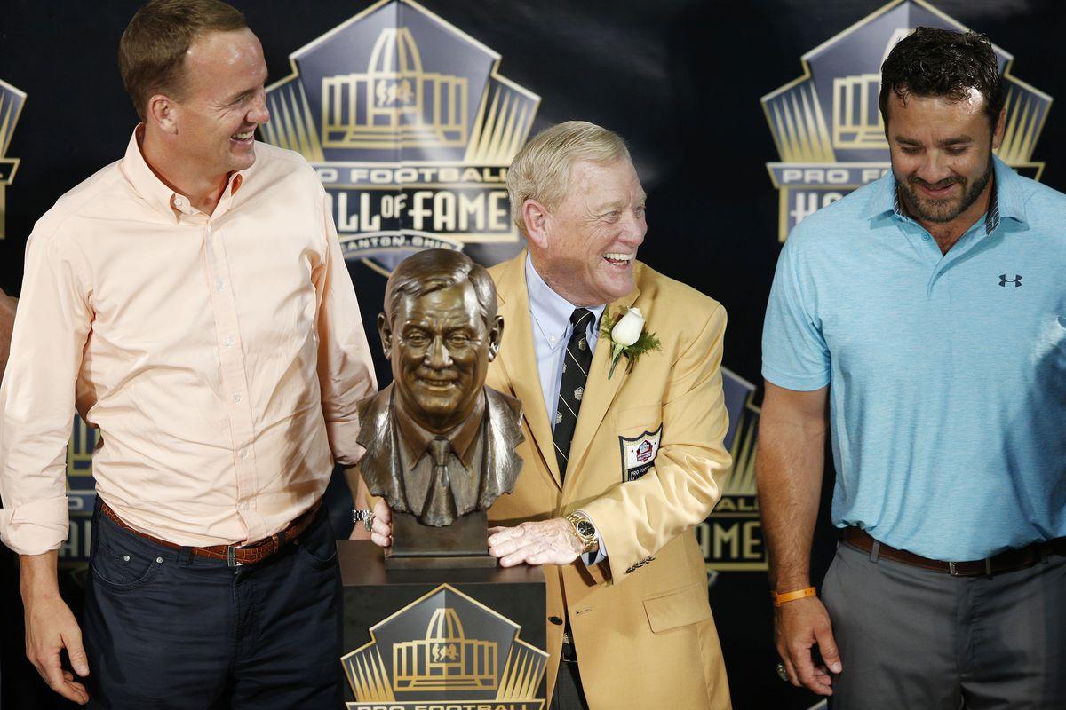 NFL Hall of Fame Induction