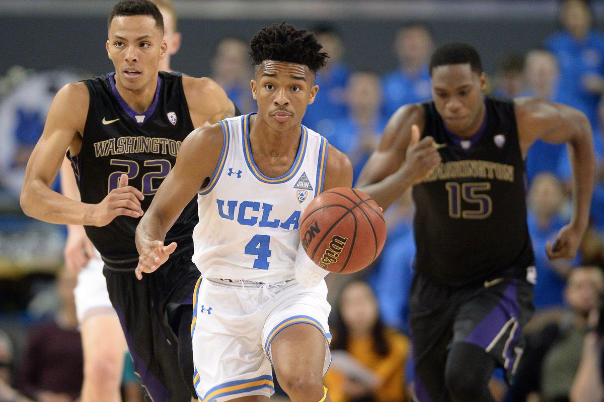 NCAA Basketball: Washington at UCLA