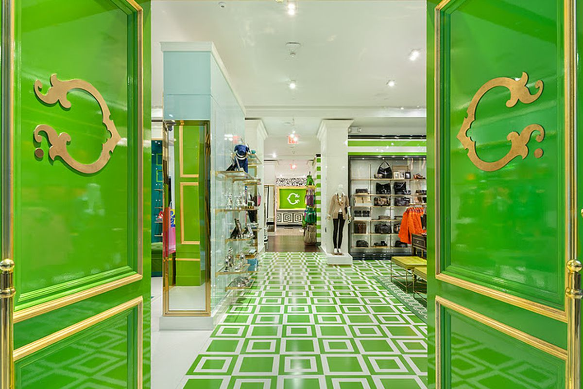 """A C. Wonder boutique in New York. Photo via <a href=""""http://jrosestyle.blogspot.com/2011/12/c-wonder-and-awe.html"""">J. Rose Style</a>"""